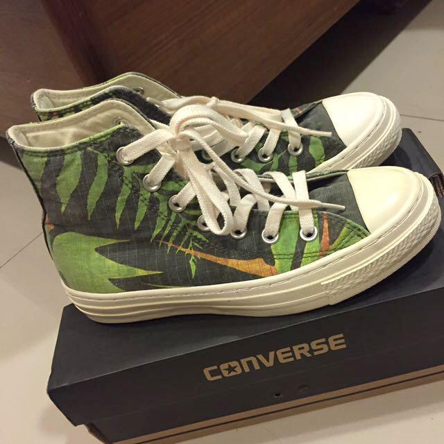 Converse All Star 帆布鞋 高筒 特別款