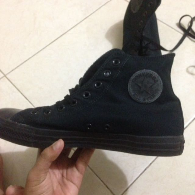575b20b24d5f Converse chuck taylor high full black