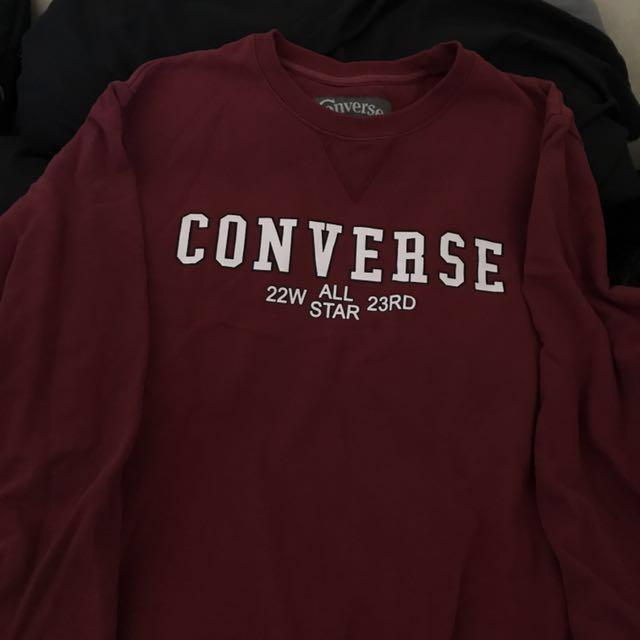 Converse Jumper