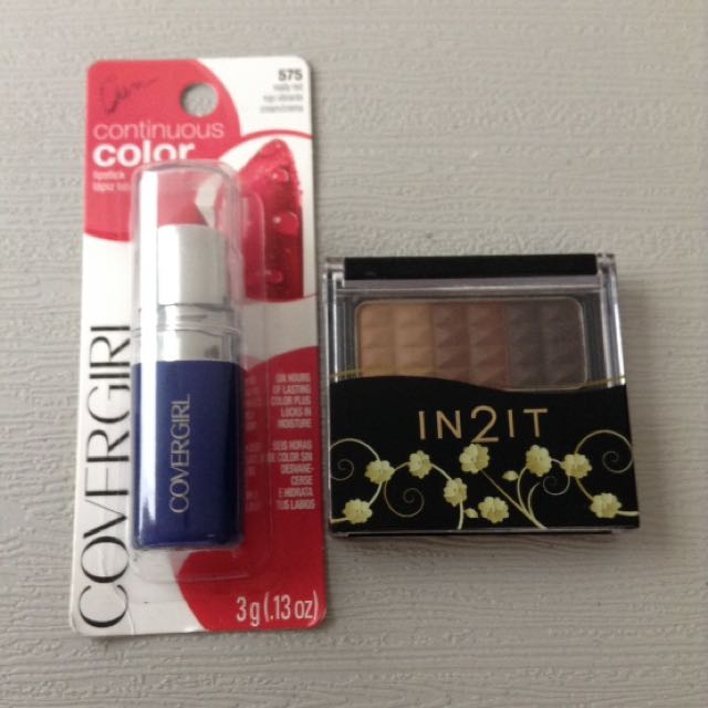 Cover Girl Lipstick/In2it