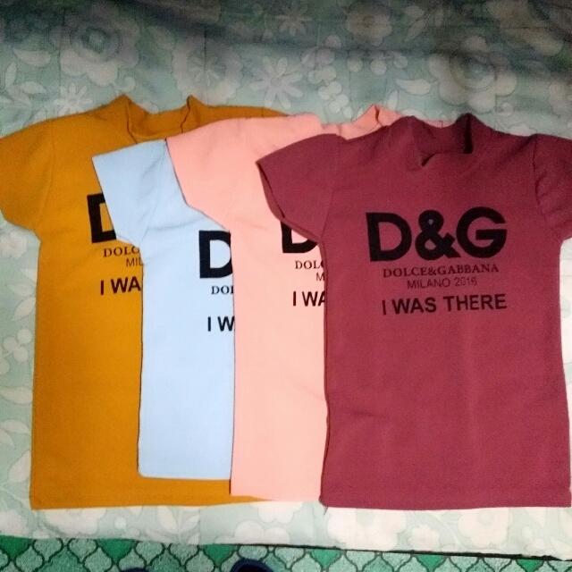 D & G Blouse