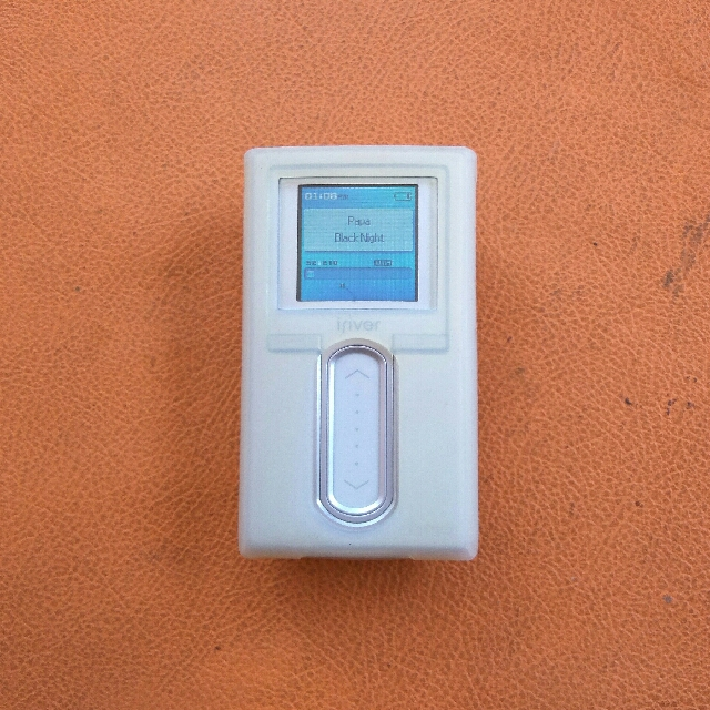 Digital Audio Player Astell Kern Iriver Silver H10 Kapasitas