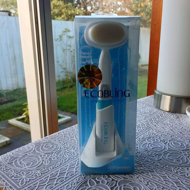 Ecobling sonic pore cleanser
