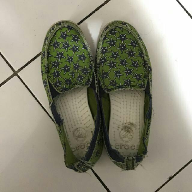 Flip On Crocs