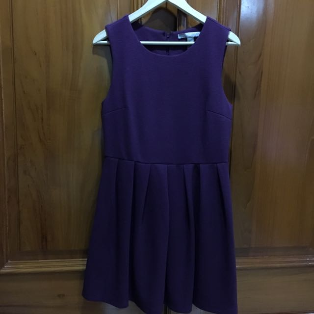 Forever21 Dress in Purple Violet