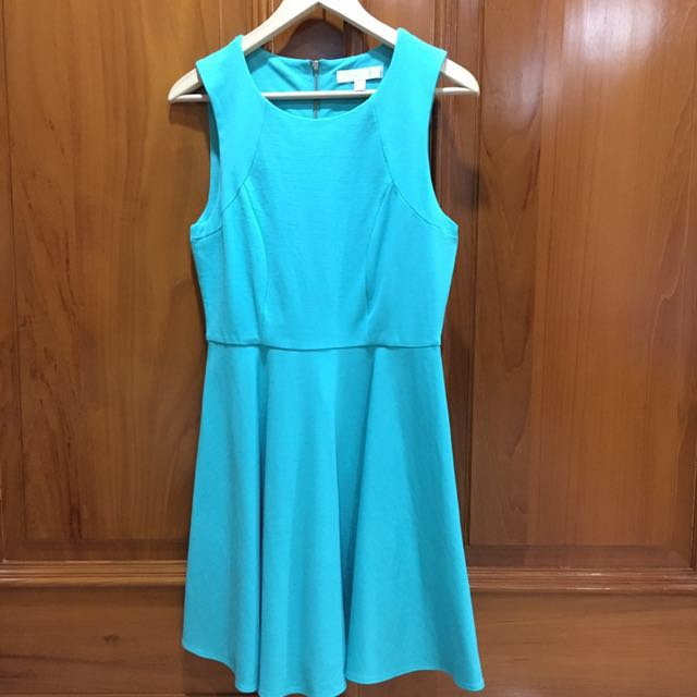 Forever New Dress in Electric Blue