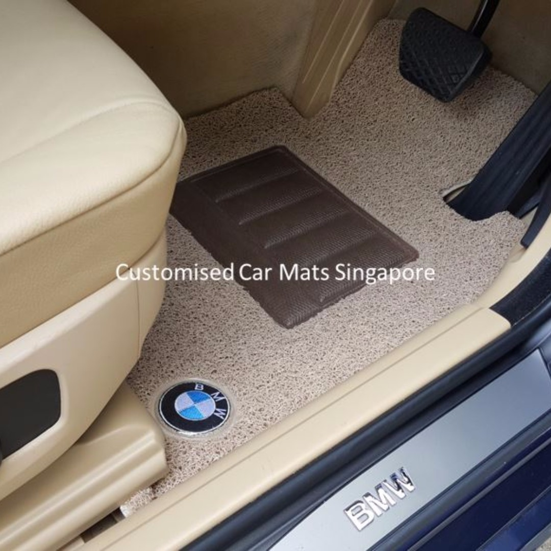 Free Delivery Custom Made Carmats E60 Car Accessories On Carousell