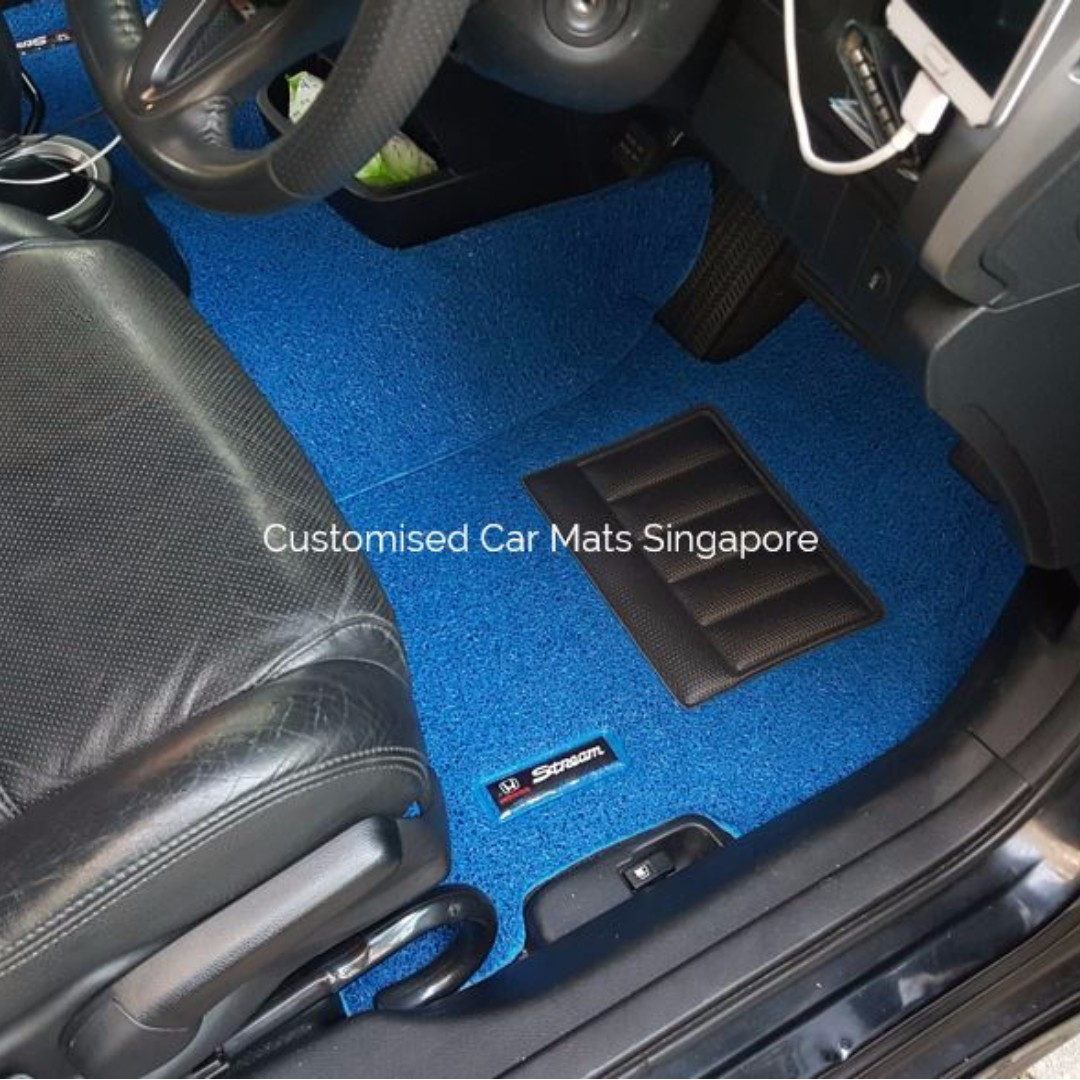 Free Delivery Custom Made Carmats Honda Stream Car Accessories