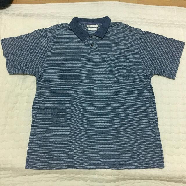 Geoffrey Beene polo shirt