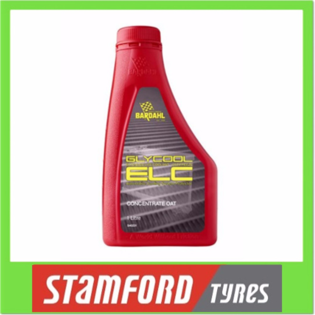 GLYCOOL EXTENDED LIFE COOLANT OAT CONCENTRATE 1L (XWALC264