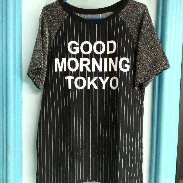 Good Morning Tokyo Shirtdress