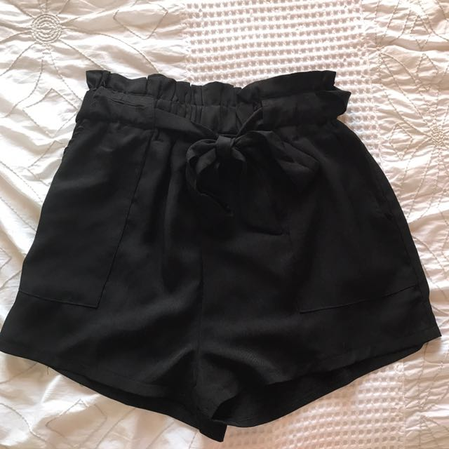 Grace and co tie shorts
