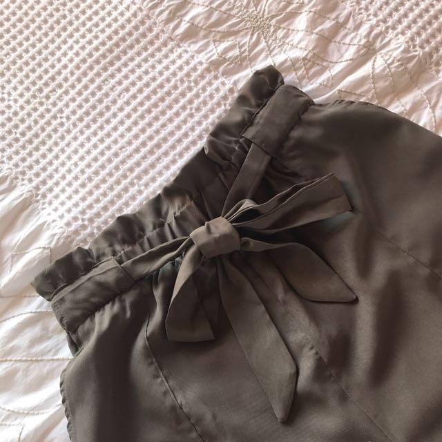 Grace and co tie shorts BRAND NEW