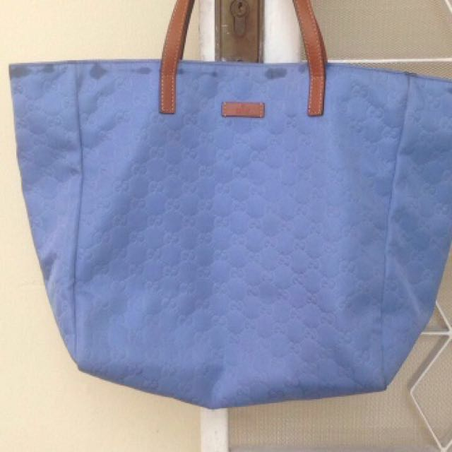 Gucci blue