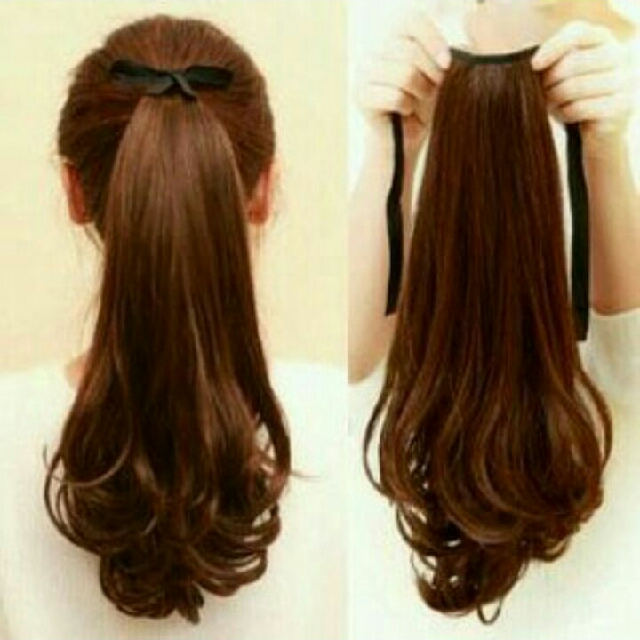 Hair Clip Pony Tail