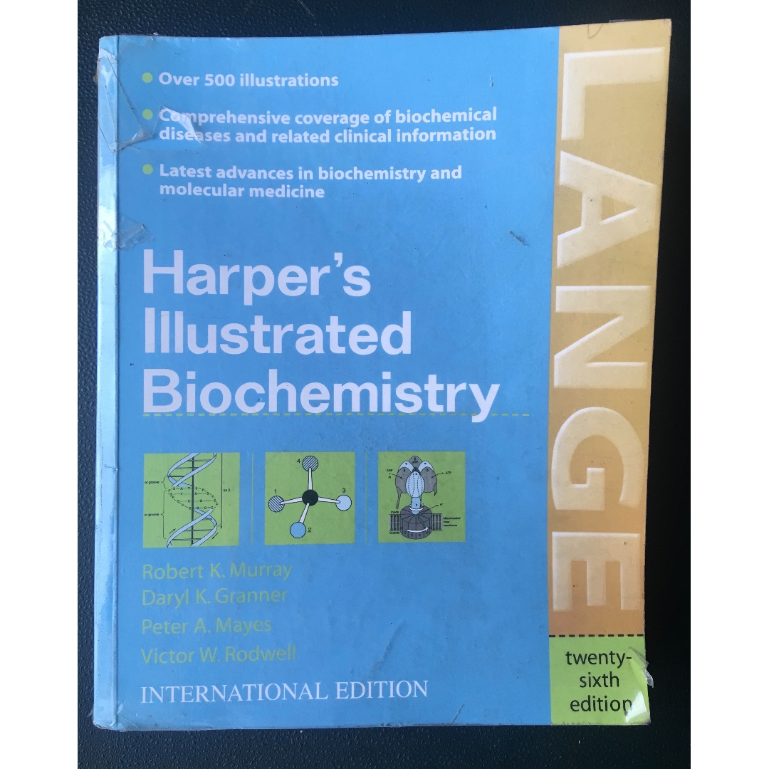 Harpers Illustrated Biochemistry 26th Edition Textbooks On Carousell Electronic Devices And Circuit Theory 10th Boylestad