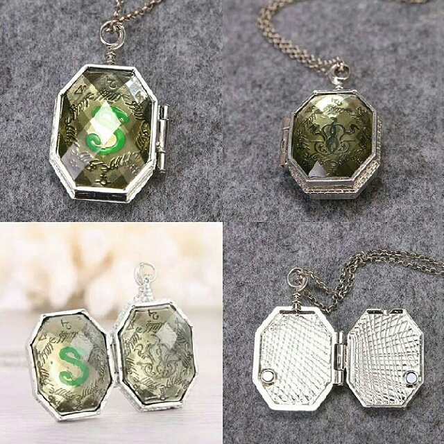 Harr Potter slytherin locket