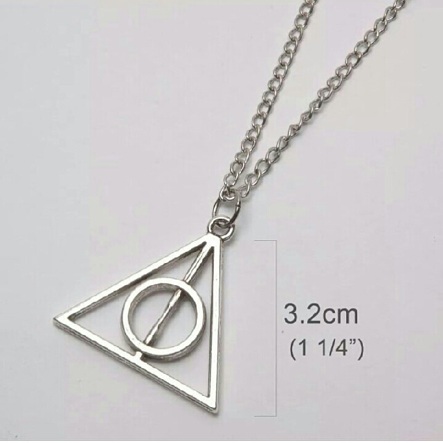 Harry Potter kalaung deathly hallows