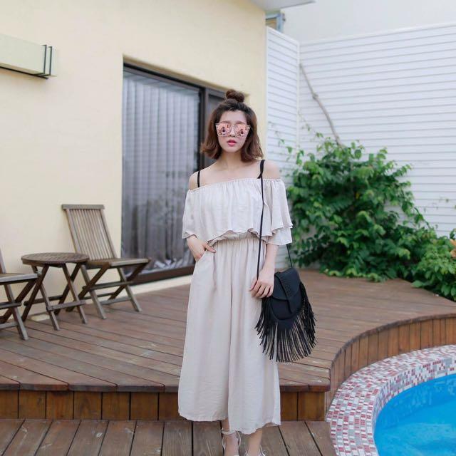 轉賣Haru's fashion 連身褲
