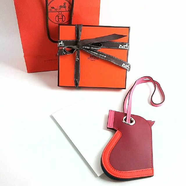 Hermes Camail Charm/ Key Holder BRAND NEW (BNIB)