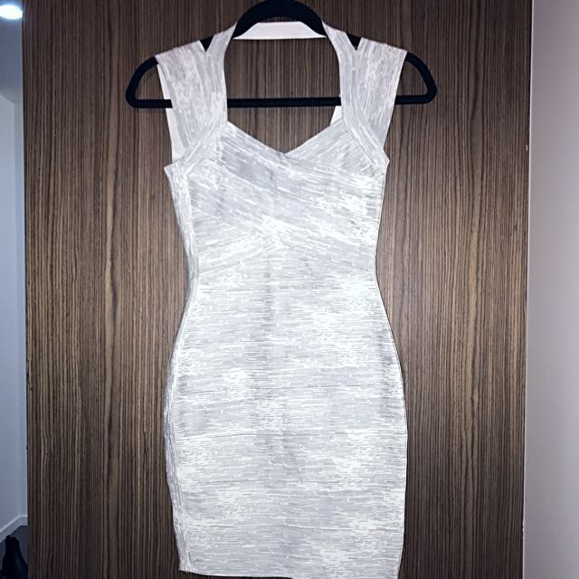 Herve Leger Inspired Body Con Dress