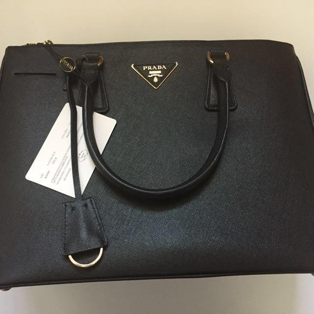 High end Prada Bag