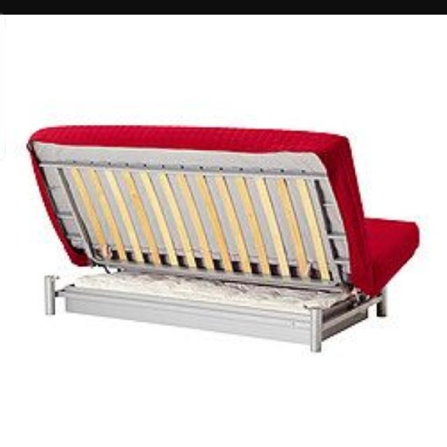 Schlafsofa ikea beddinge  Ikea BEDDINGE Sofa Bed + BEDDINGE storage box.. Normally $287(No ...
