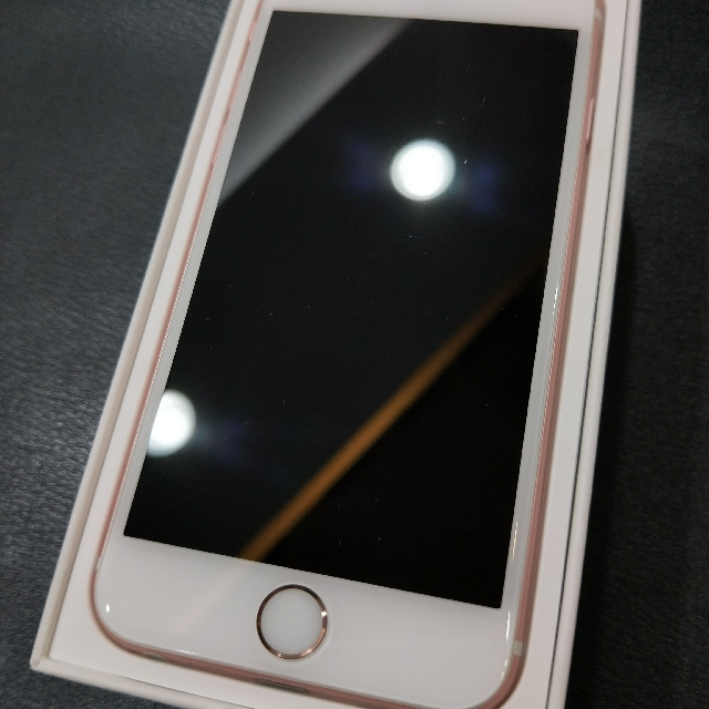 iPhone6S 64G Pink Second phone