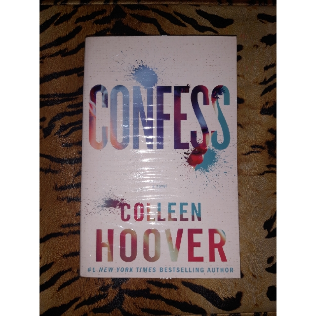 It Ends With Us & Confess By Colleen Hoover