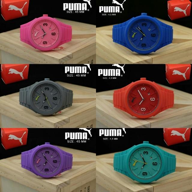 Jam Tangan Puma Sporty