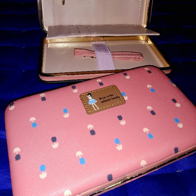 Jims Honey Pink