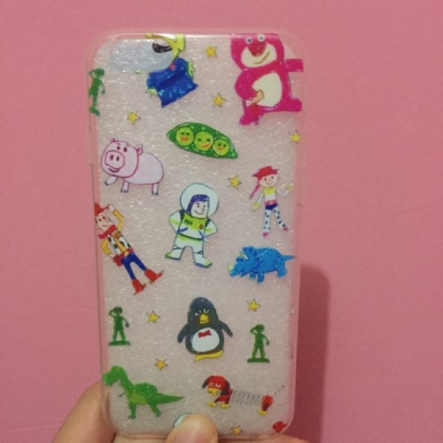 Jual soft case iphone 6