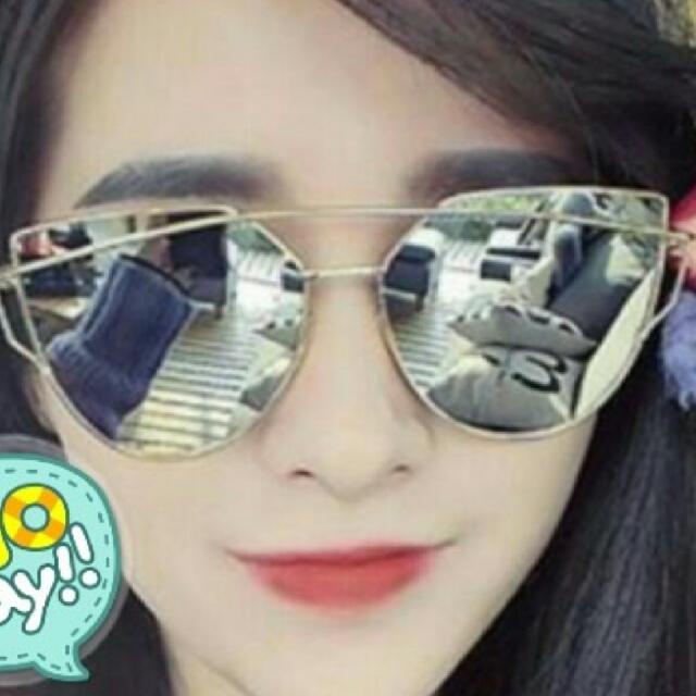 Kacamata Silver Dior KW