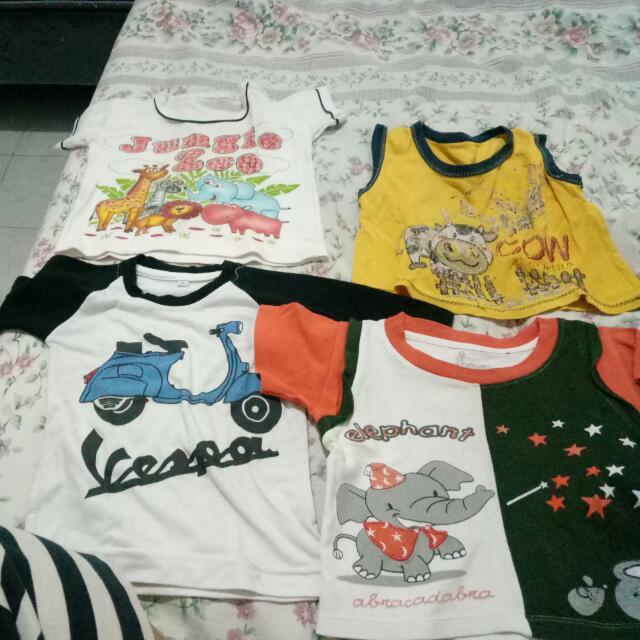 Kaos Anak Hari2