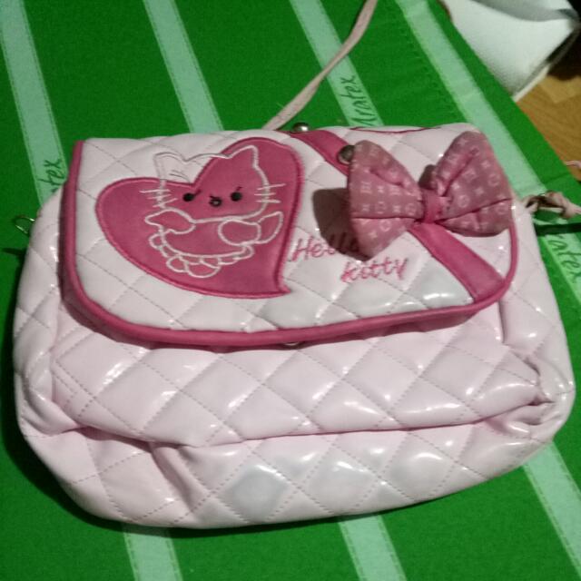 Kids Hello Kitty Bag