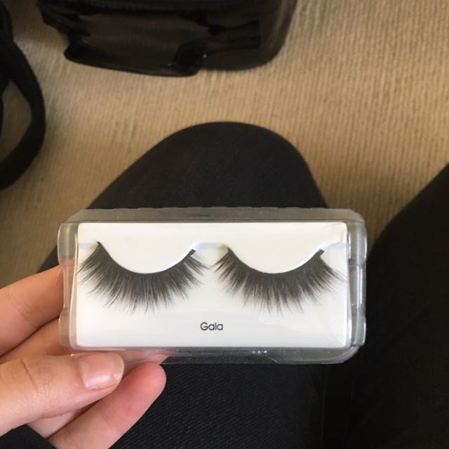 Kiss faux mink lashes in gala