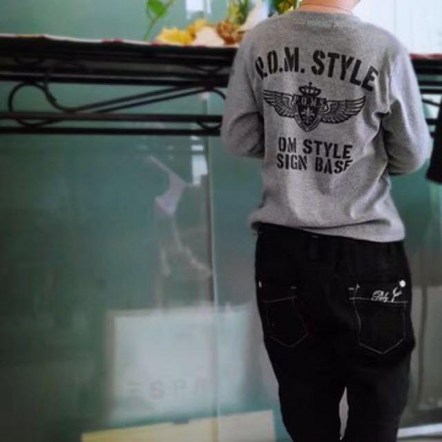 Korean Casual Long Sleeve Shirt