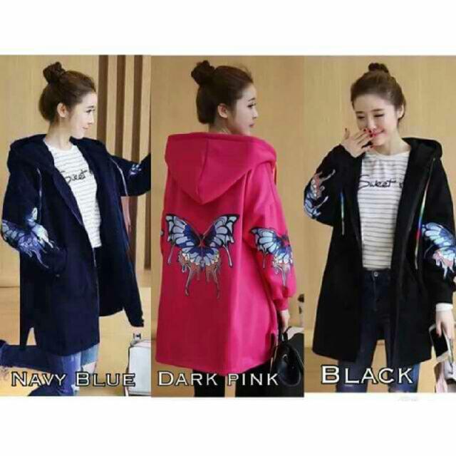 Korean fashion Jacket (makapal)