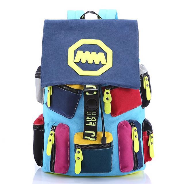 bc9e0557dbf6a0 Korean Japanese Trendy Travel Backpack / School Bag (PO), Men's ...