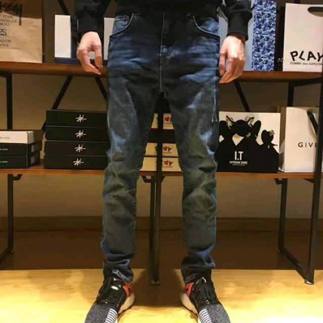 LEE 2017 秋季 牛仔褲 新款