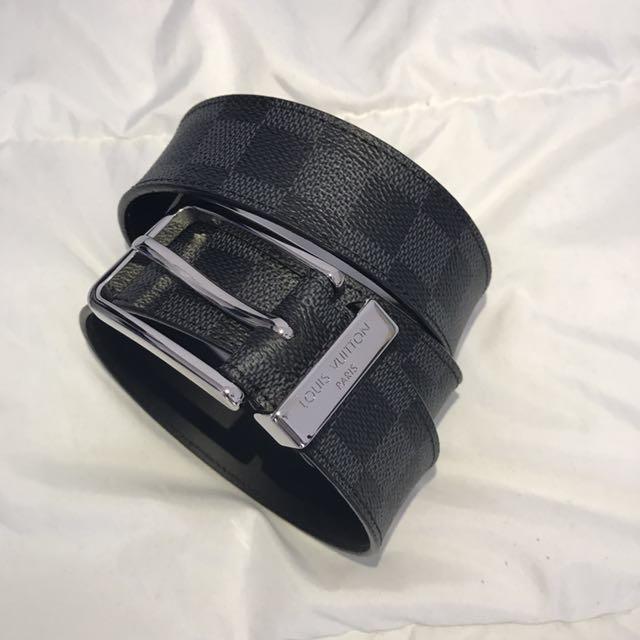 d5b88f698303d Louis Vuitton PONT NEUF Belt