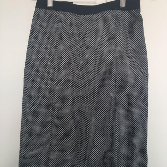 Marcs Suit Skirt - Size 4/6