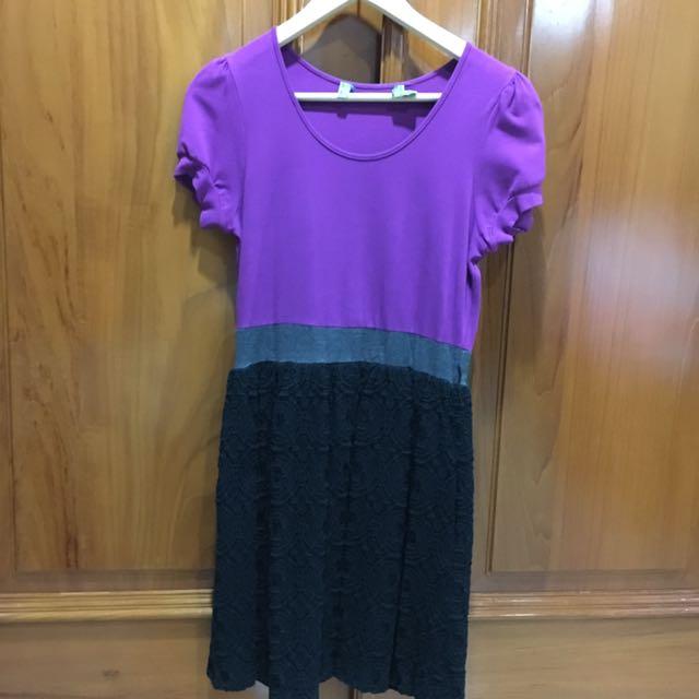 Multicolor Dress Size M