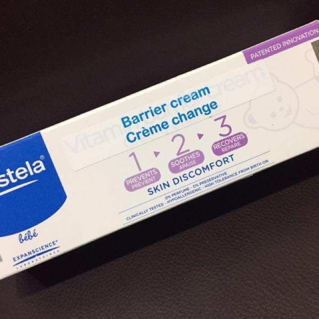 Mustella Barrier Cream