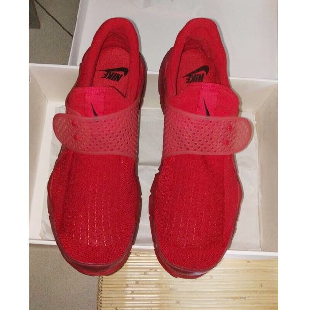 Nike Sock Dart (All Red)