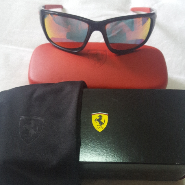 5918018b6e Oakley Ferrari Canteen Limited Sunglass Hut Exclusive Polarized ...