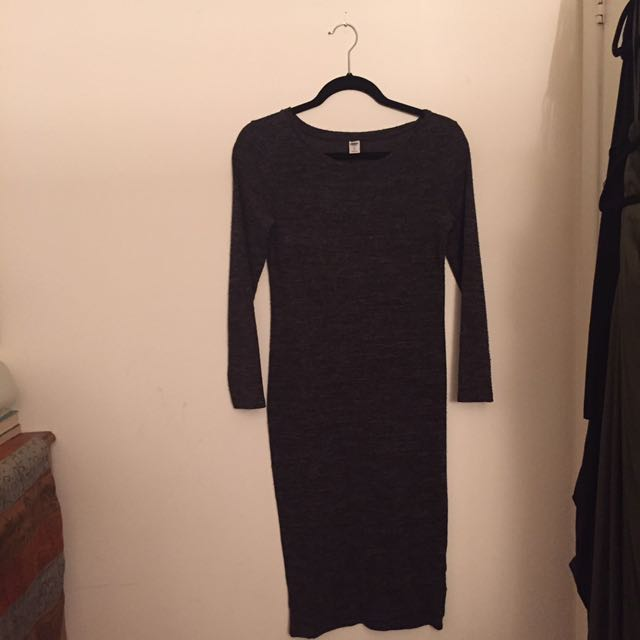 Old Navy Sweater Bodycon Dress
