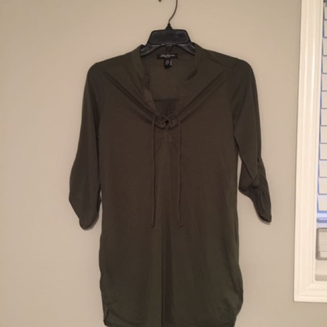 Olive Green Tunic