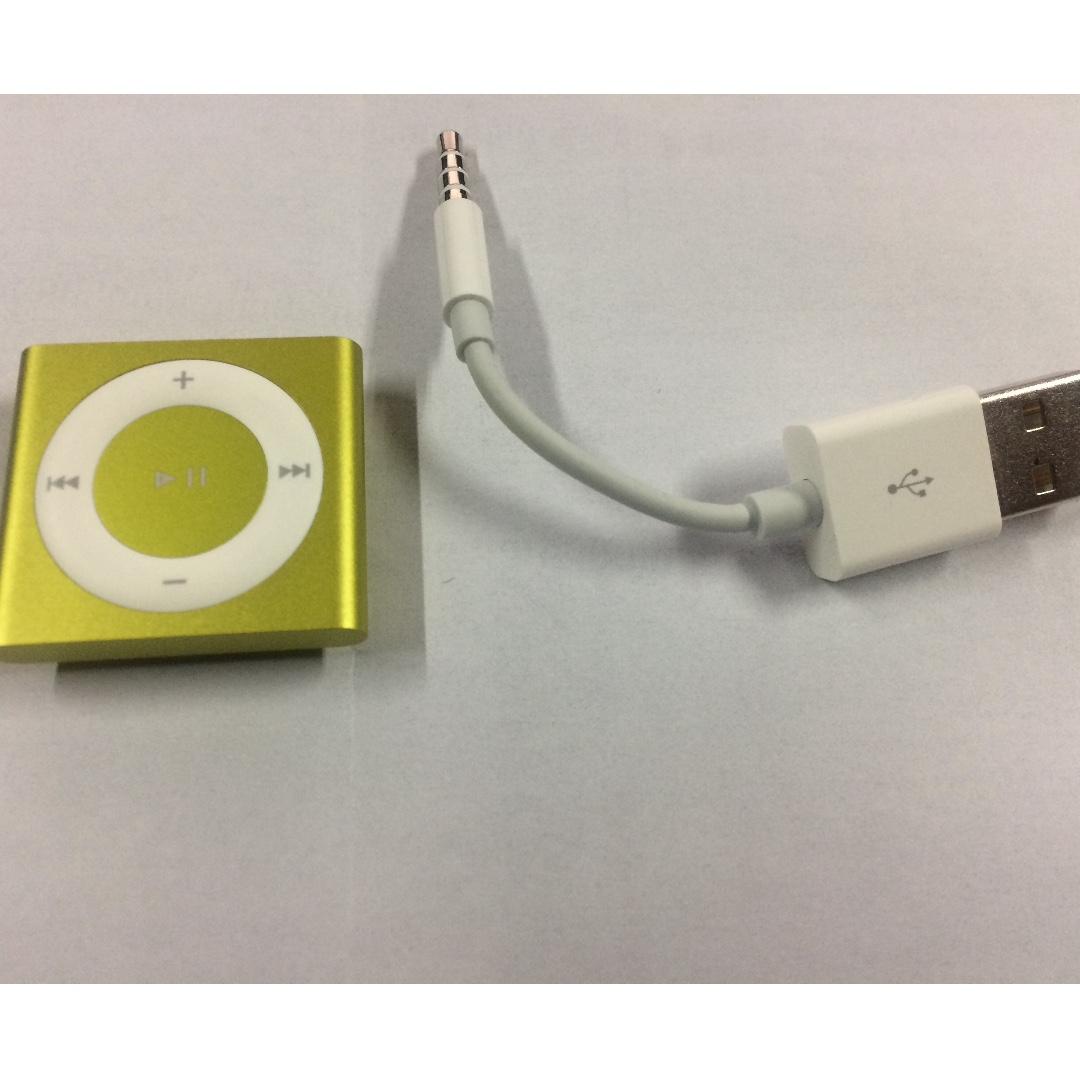 Original Ipod Shuffle 4th Gen