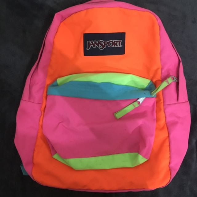 Original Jansport Backpack from US